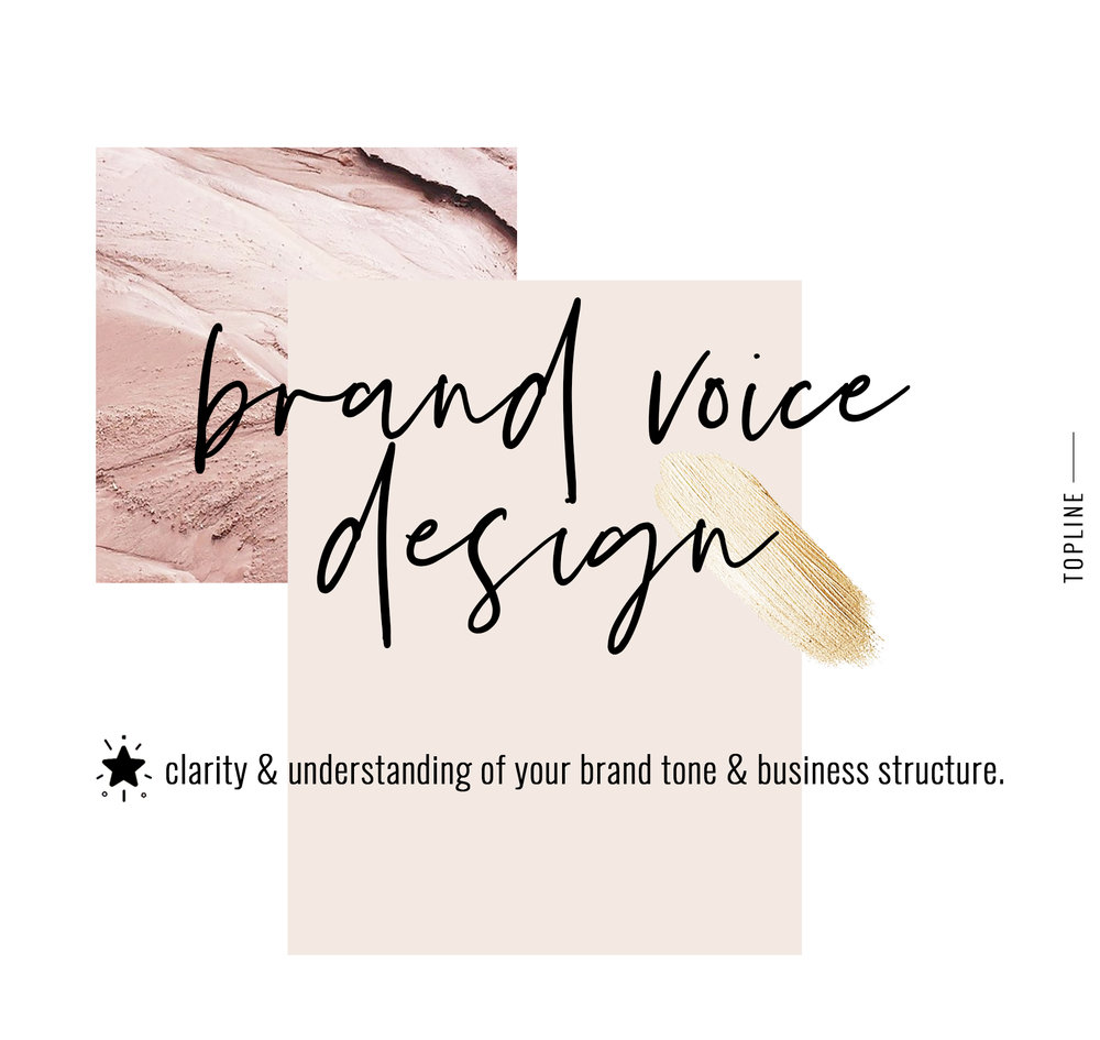 - A company's brand voice is their authentic personality, an invaluable tool for building a thriving and trustworthy company.Your brand voice serves as the framework of your content, the expressive style complementing your products or services. It essentially is the the company's promise to their customers, the value they offer, their tone and their style.