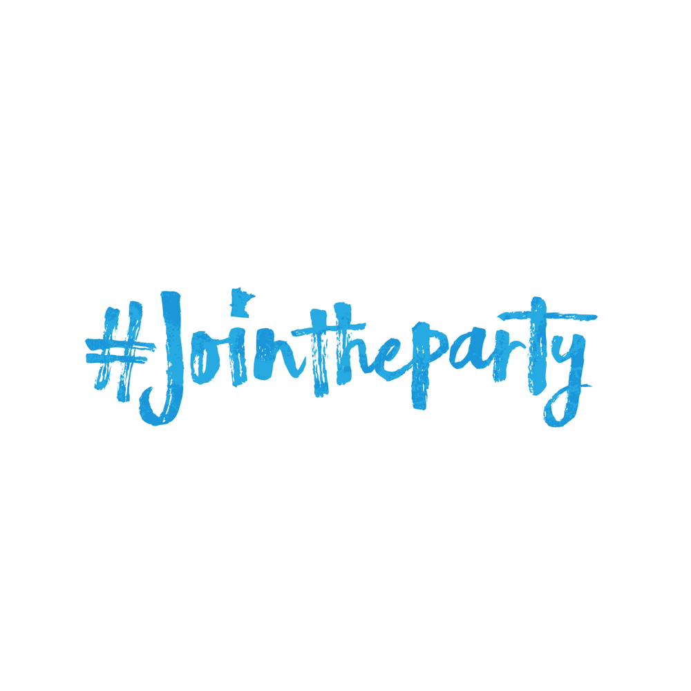 #JoinTheParty