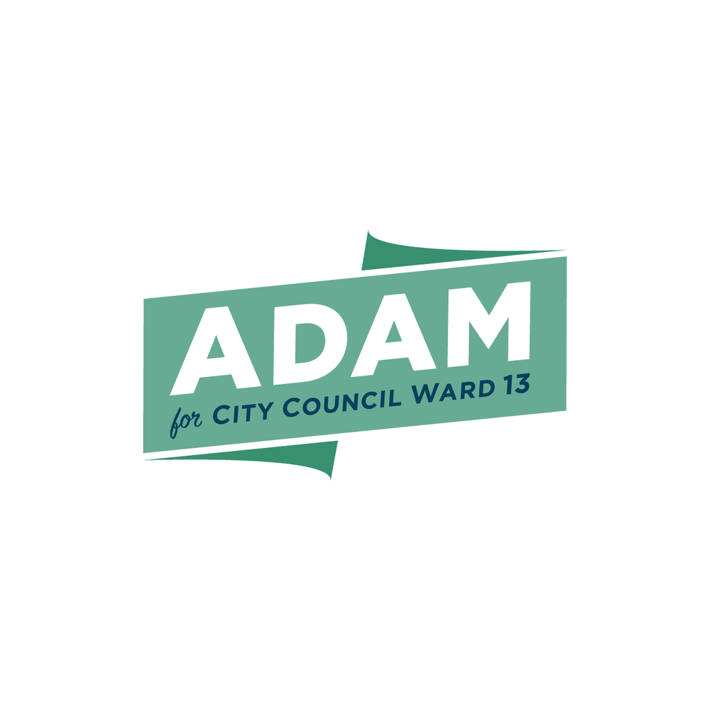 Adam for City Council