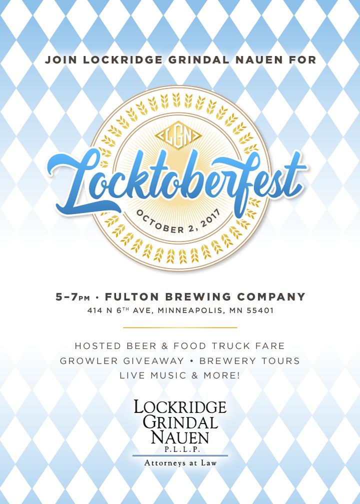LGN Locktoberfest 2017