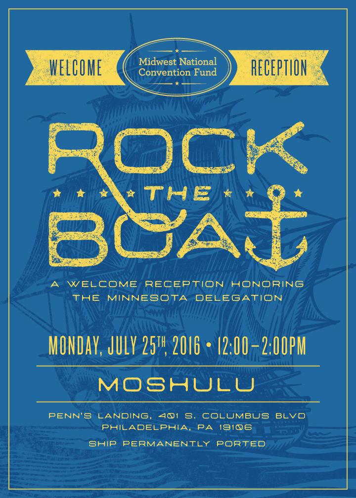 MNCF Rock the Boat Reception