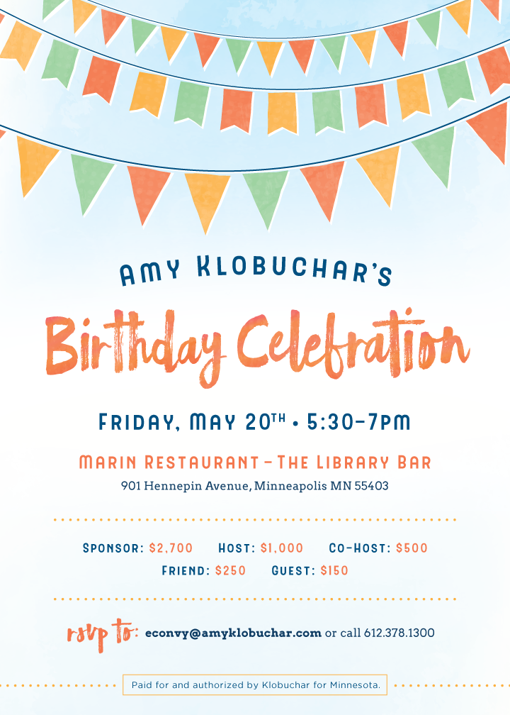AK Birthday Event