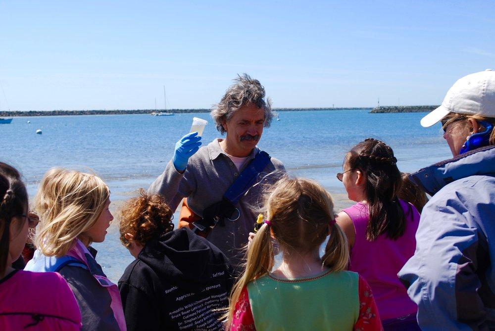 Surfrider coastal classroom