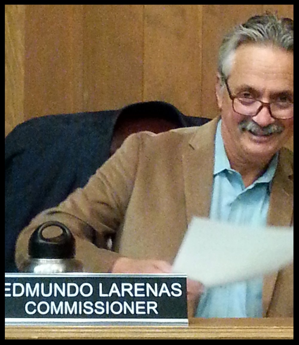 Thank you for visiting my web site.  Ed Larenas