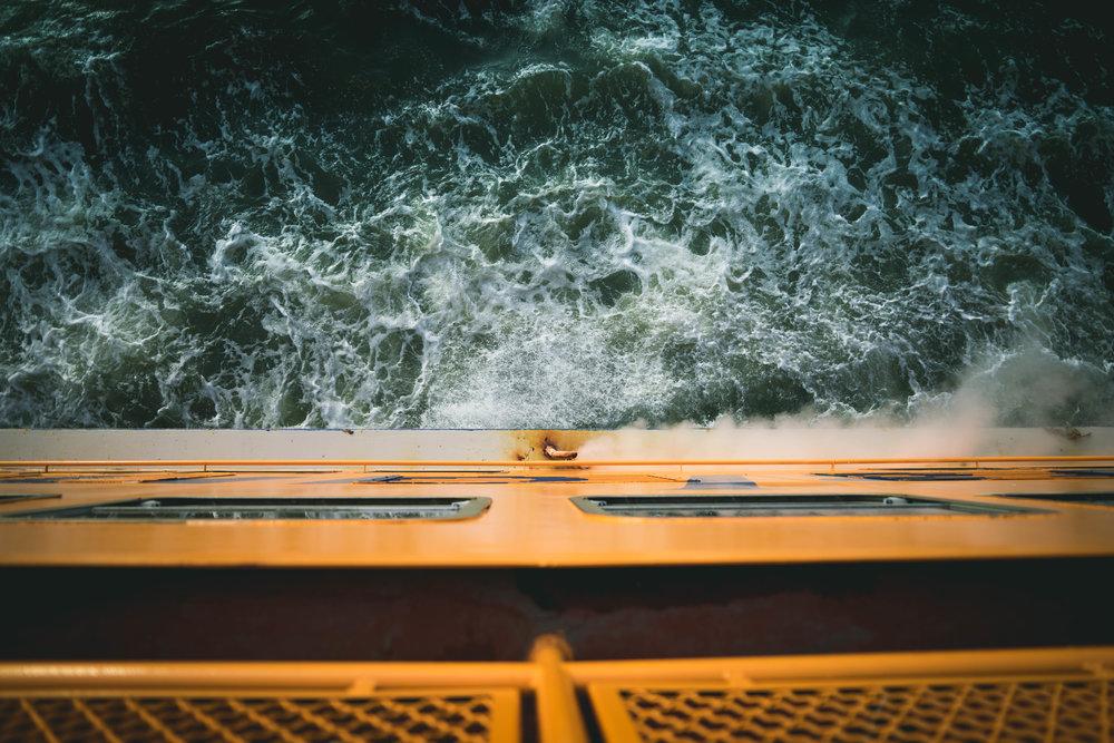 Staten Island Ferry ride in Manhattan