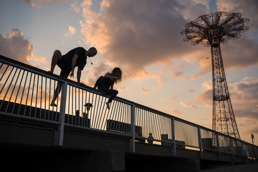 Lifestyle photography coney island new york robert ravenscroft