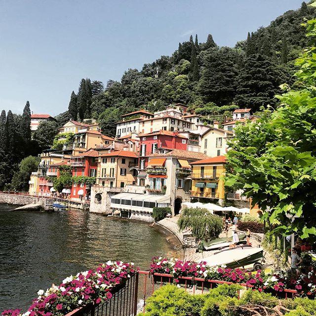 Italy ❤️❤️ #lakecomo #varenna
