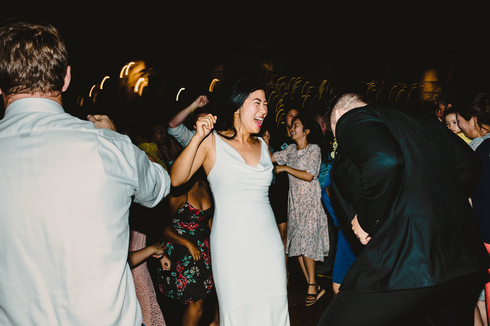 reception photo vancouver wedding photographer