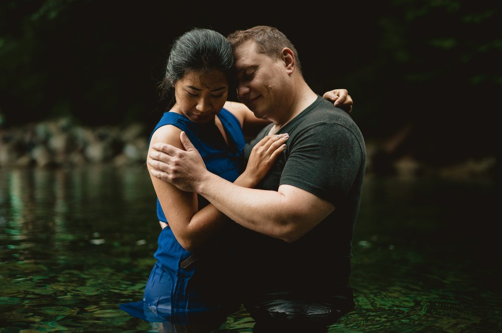 engagement photographer Vancouver