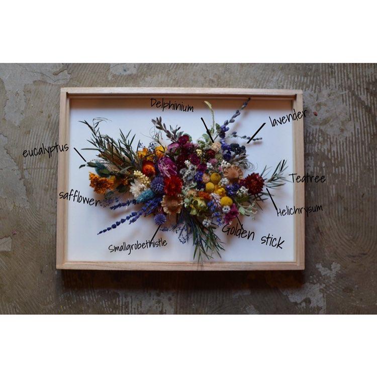 花の名前が書きたくなりまして〰 明日、明後日は福岡へ出張ワークショップのため店頭はお休みをいただいております。 どうぞよろしくお願いします🙇 わくドキ。 @greed_international_studio  @greed_tokyo  @ayumi_yamada_greedint  #arangement  #object  #driedflowers  #vein