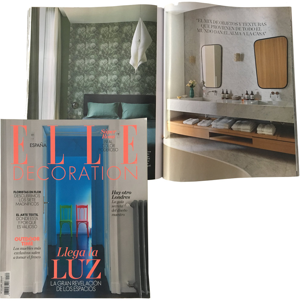 URBAN RETREAT in ELLE DECORATION