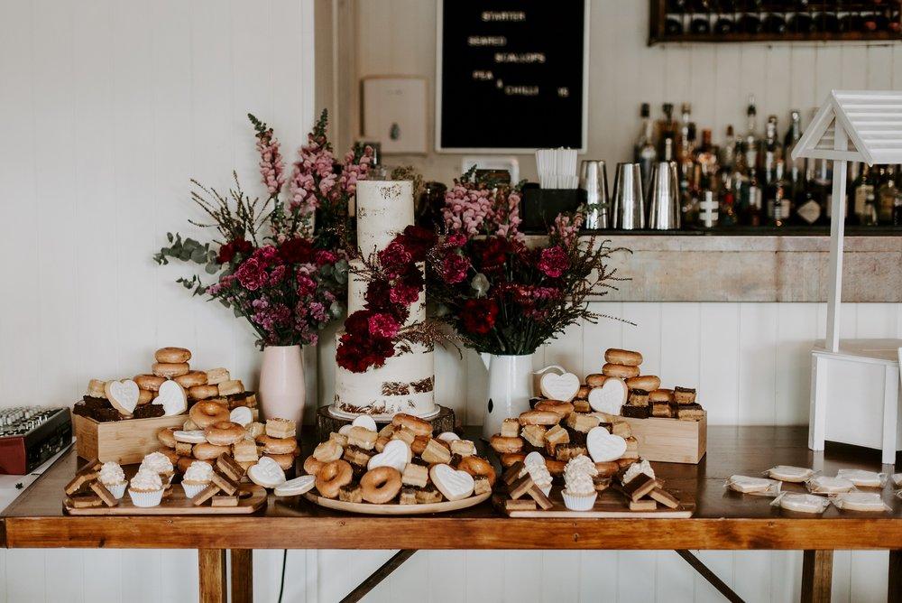 Dessert Tables -