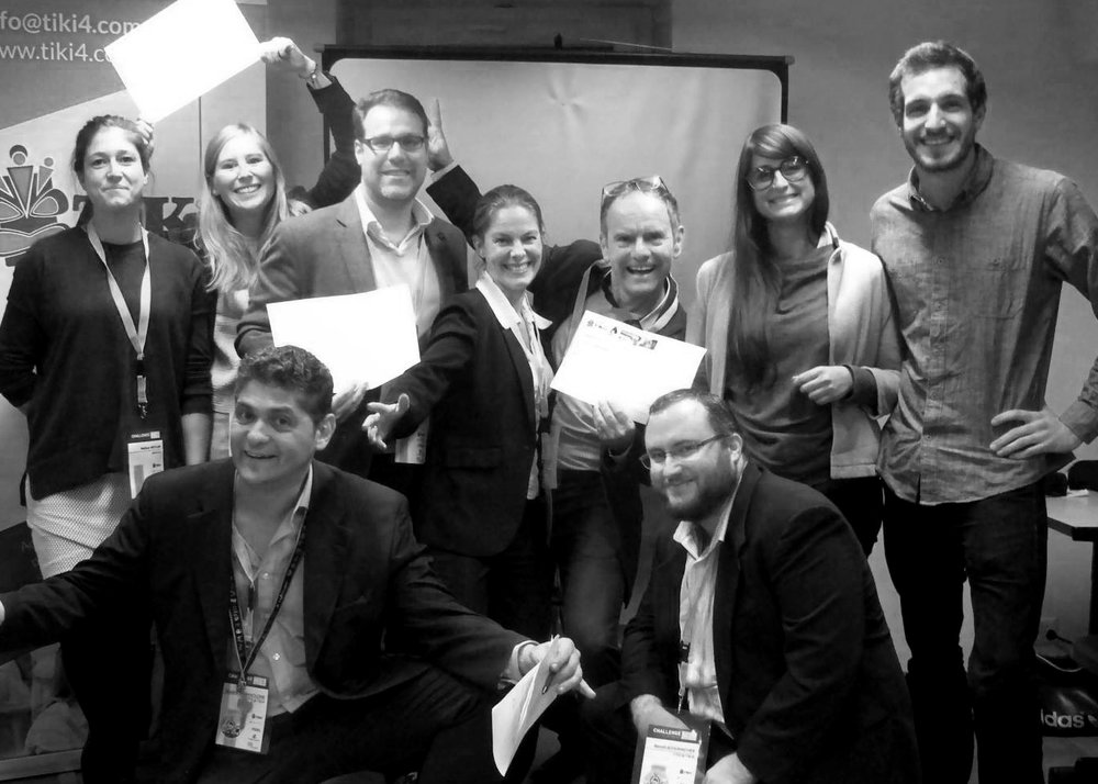 Jury Price at ChallengeME,  Lausanne, Switzerland, 13.11.2016