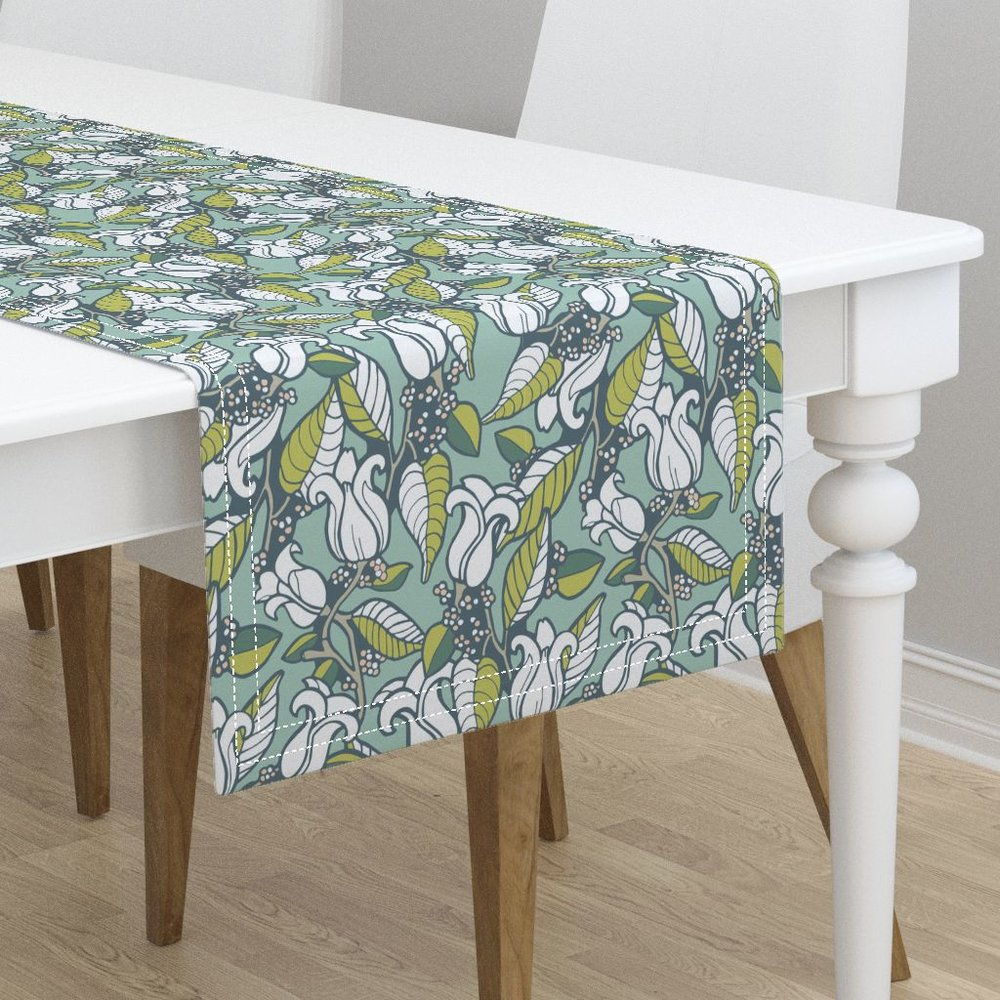 Tablecloth by Jessie Tyree Jenness