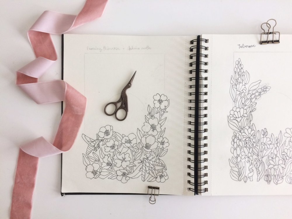 From the Sketchbook: Jessie Tyree Jenness