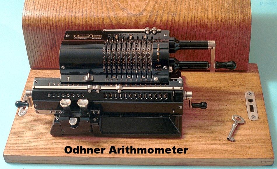 Copy of Odhner Arithmometer