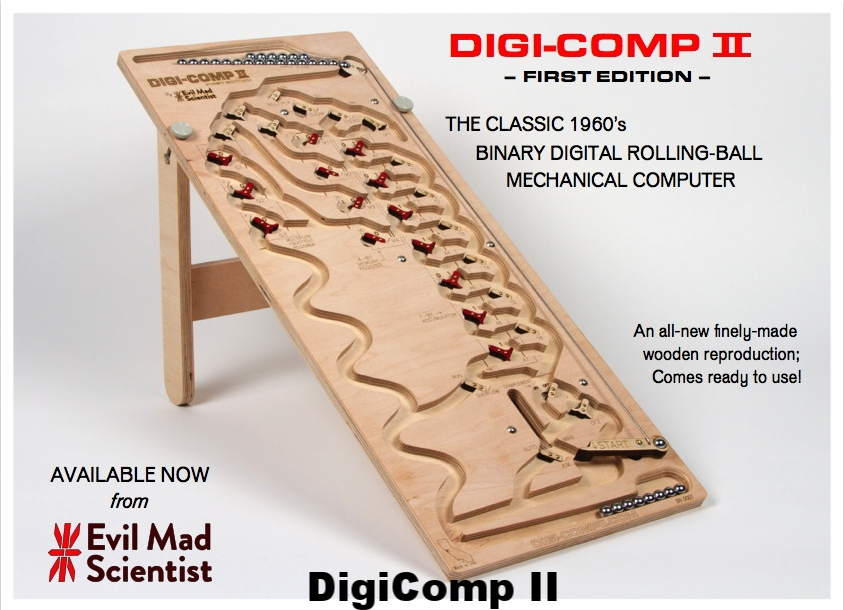 ESR Digi-Ccomp II Mechanical Computer