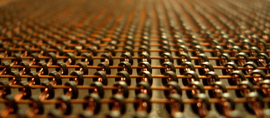 Magnetic Core Memory - STEMpunk