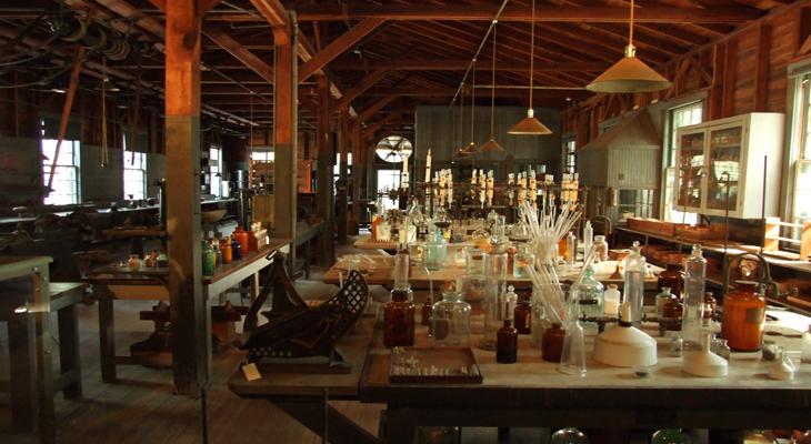 Edison's Workshop