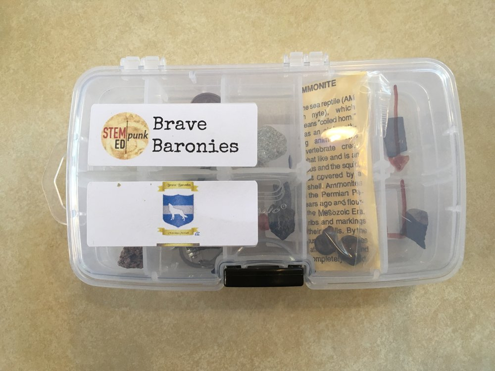 Mineral & Rock Sample Kit