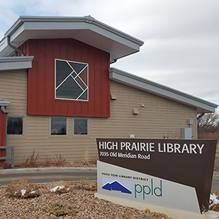 High Prairie Library - STEMpunk