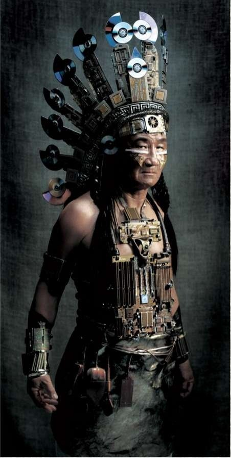 Native American Steampunk
