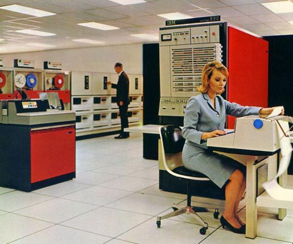 IBM System 360 - Model 40 - STEMpunk