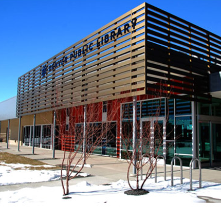 Denver Public Library - Green Valley