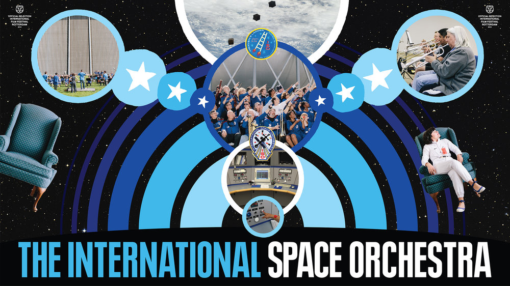 The International Space Orchestra, 2012–.  Posteri OurMachine