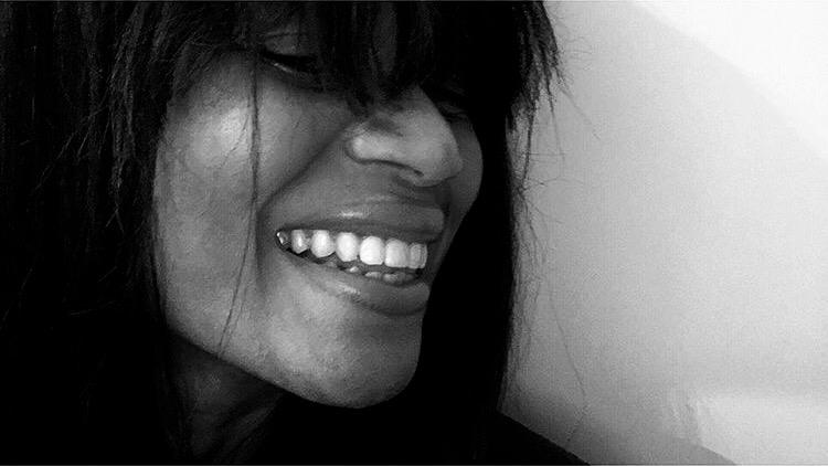 Lontoolainen terapeutti ja Race Reflections -sivuston perustaja Guilaine Kinounai.