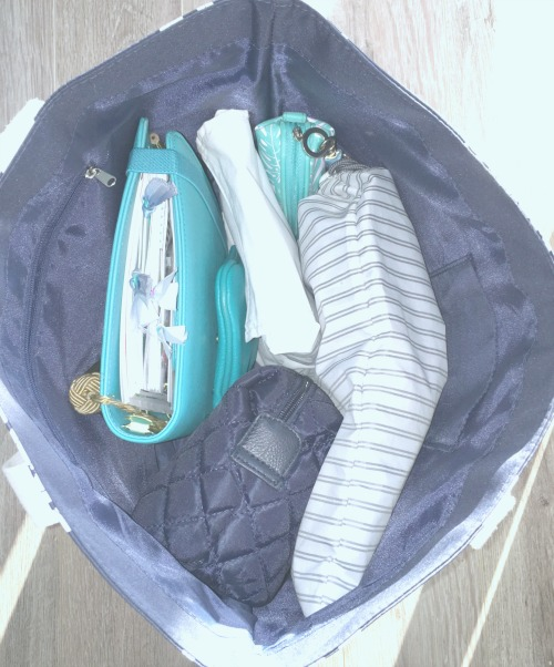Overnight travel bag