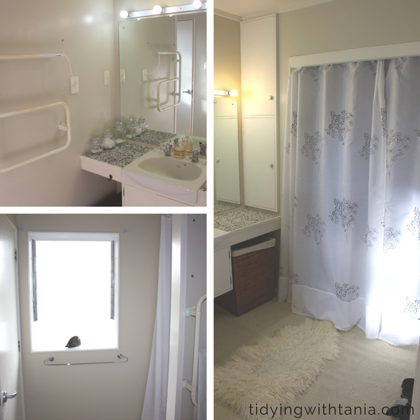 The Ensuite - Looking in from the bedroom to the wardrobeLooking from the wardrobe to the window and shower
