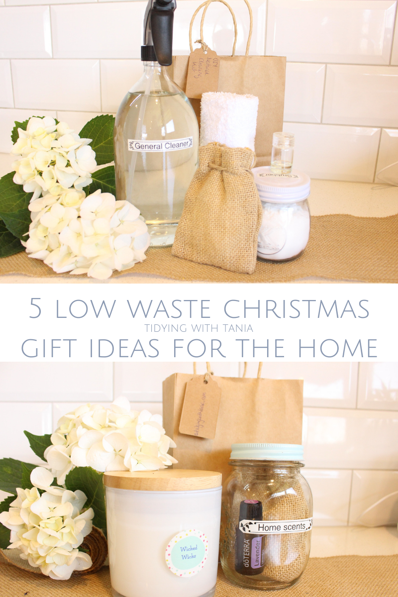 Doterra Christmas Gift Ideas.Zero Waste Christmas Gift Ideas Tidying With Tania