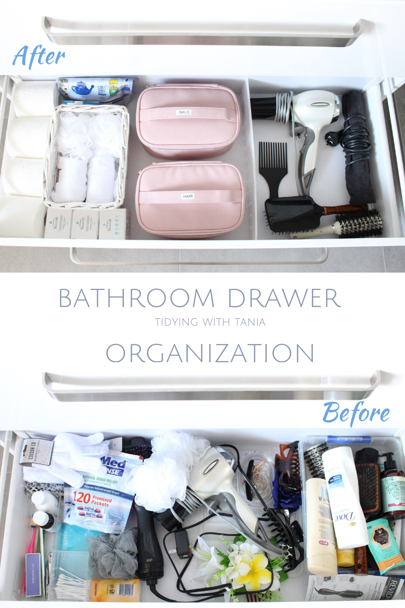 Bathroom drawers organized before and after.png