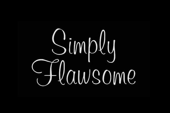 simplyflawsome-logo
