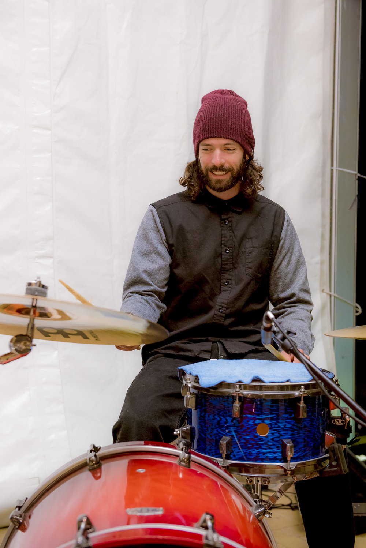 [Legacy Artist 2016-2017] Patrick Buckley, Drummer