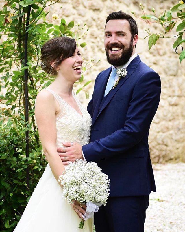 Amy & Harry's Dartmoor wedding! #dartmooor #couple #love #laughter #happy #husbandandwife