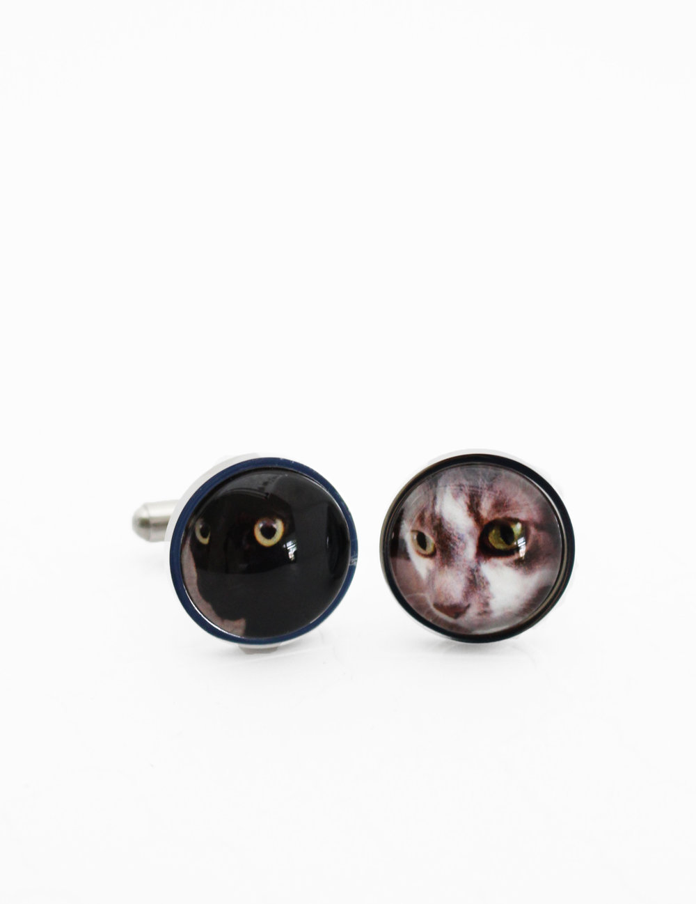 Cat Lover Gift Custom Cufflinks.jpg