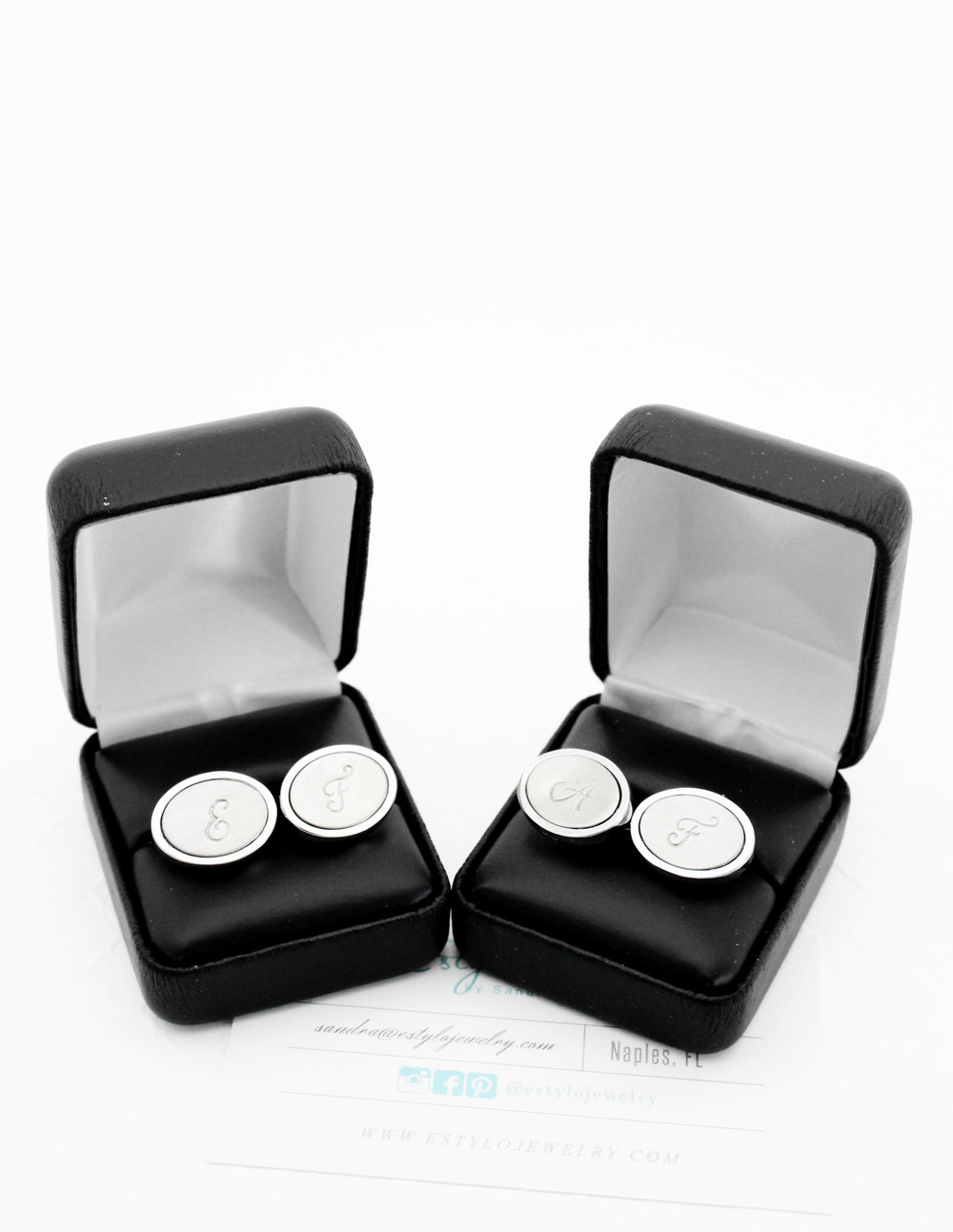 Monogram Cufflinks Gift for Groomsman.jpg