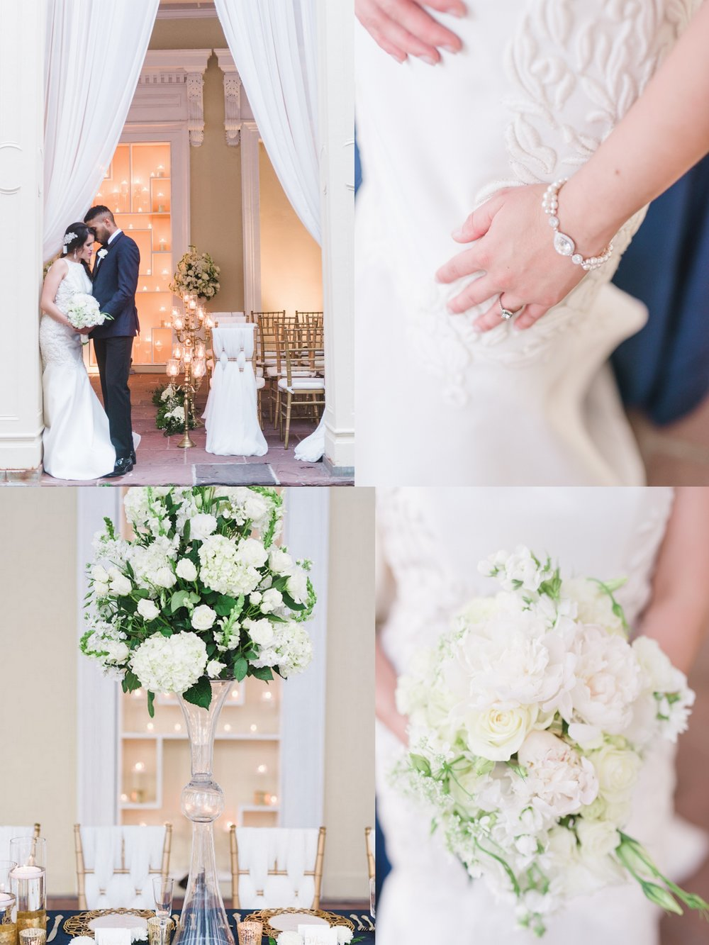 Wedding Inspiration - Elegant Wedding Jewelry