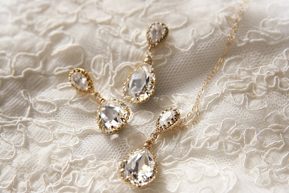 Bridal Set - Gold Jewelry