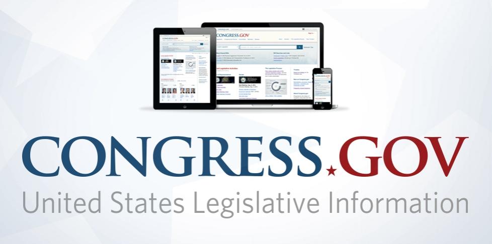 Image: Congress.gov, 2017