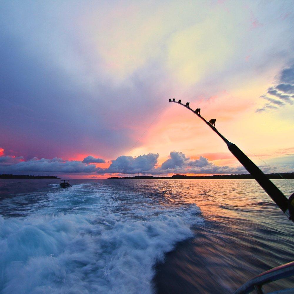 Deep Sea Fishing: Coming Soon