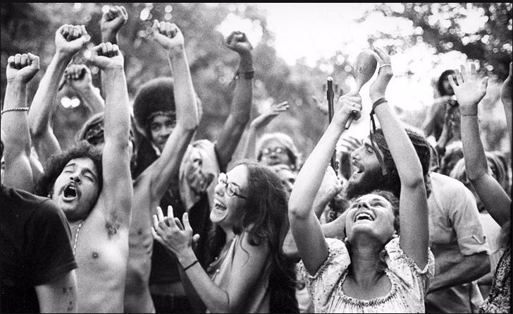THE SUMMER OF LOVE: HOW HIPPIES CHANGED THE WORLD                                BBC Four, June 2017
