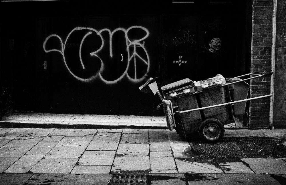 Dustcart, Liverpool