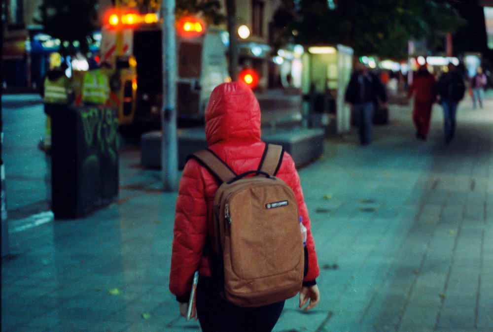 Little Red Jacket