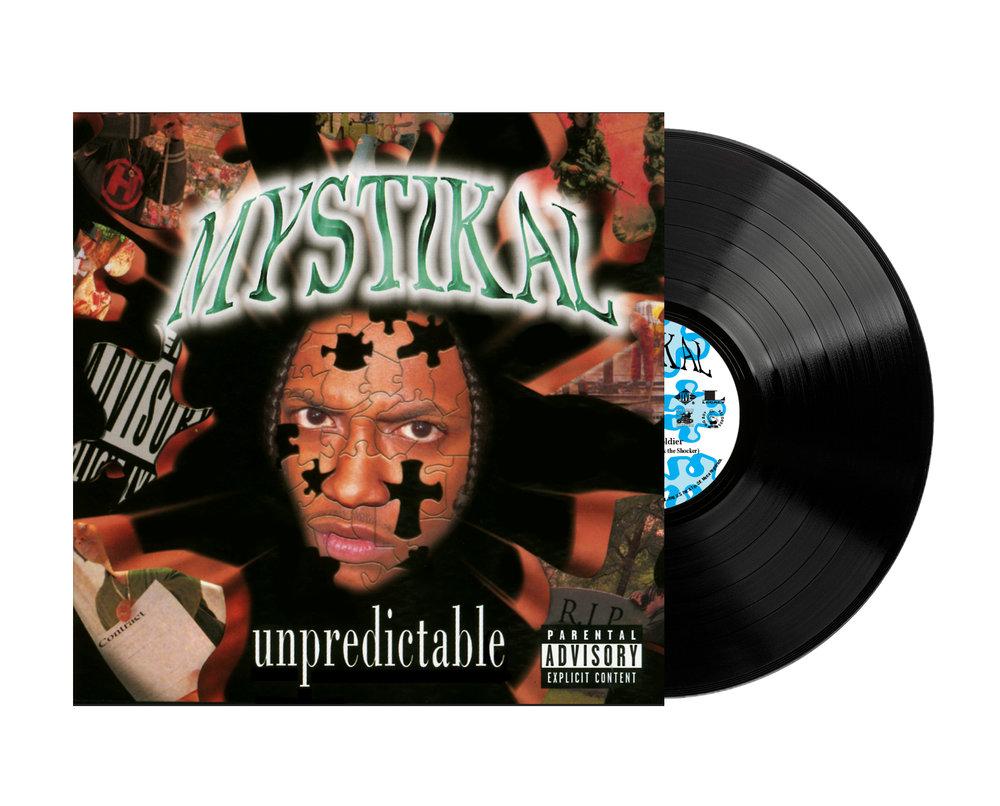 Mystikal, Unpredictable
