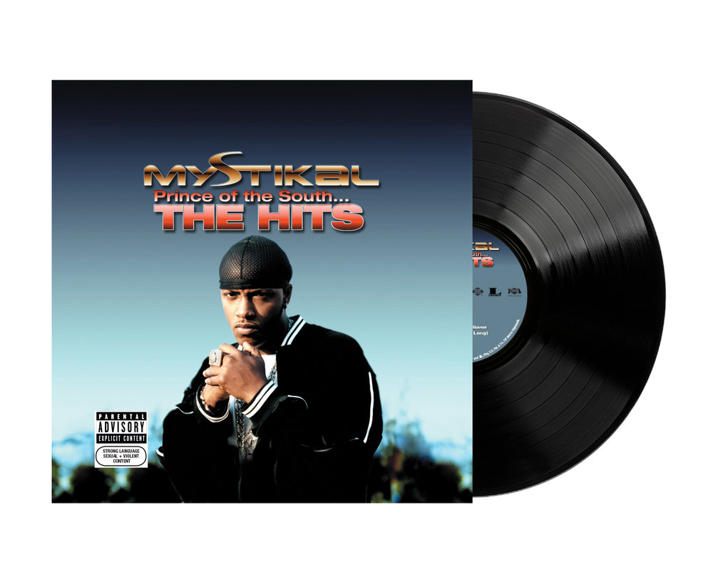 Mystikal, Prince of the South, The Hits