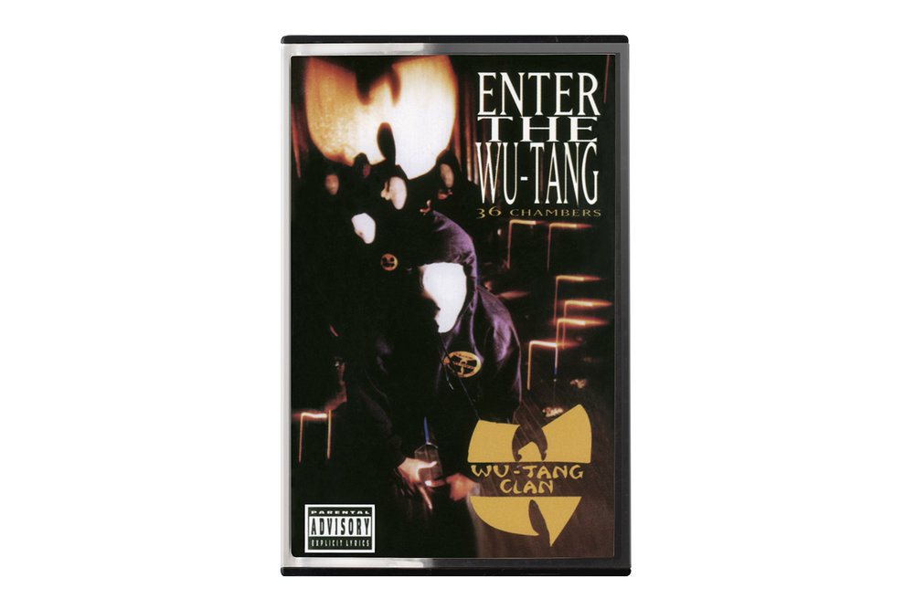 Wu-Tang Clan, 36 Chambers cassette
