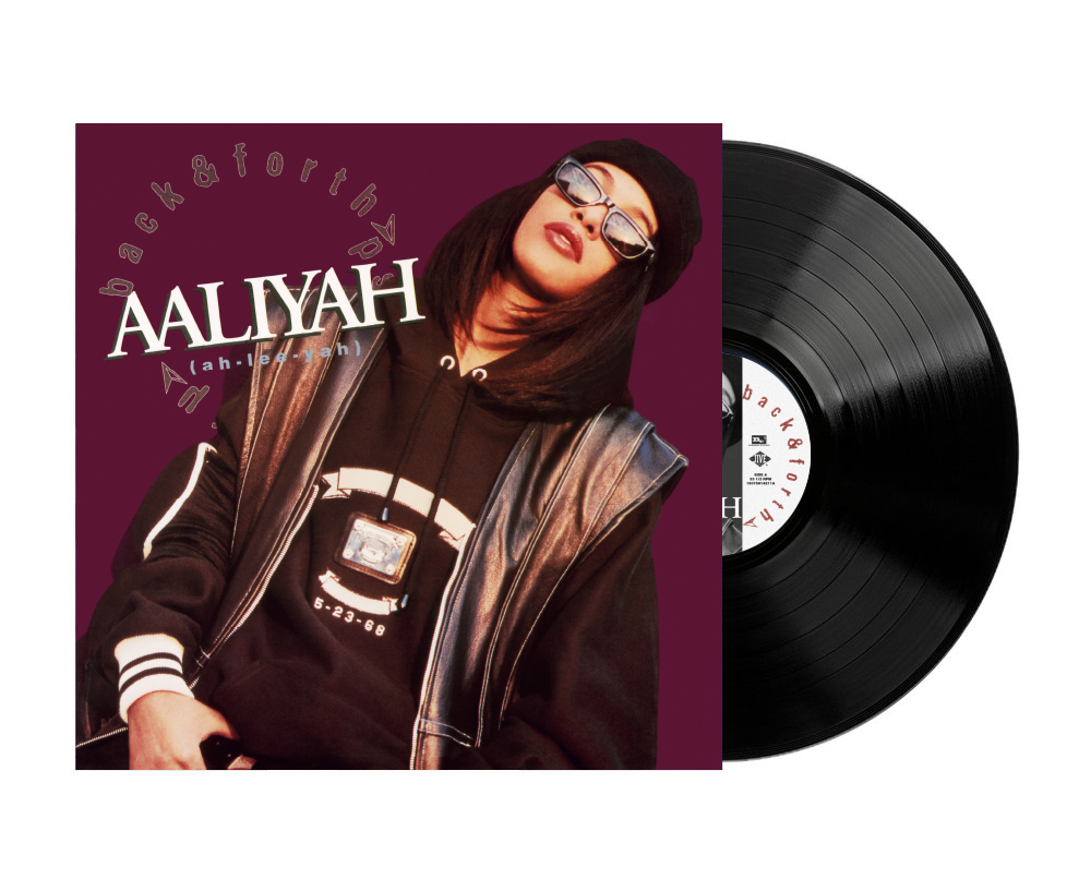 Aaliyah, Back & Forth